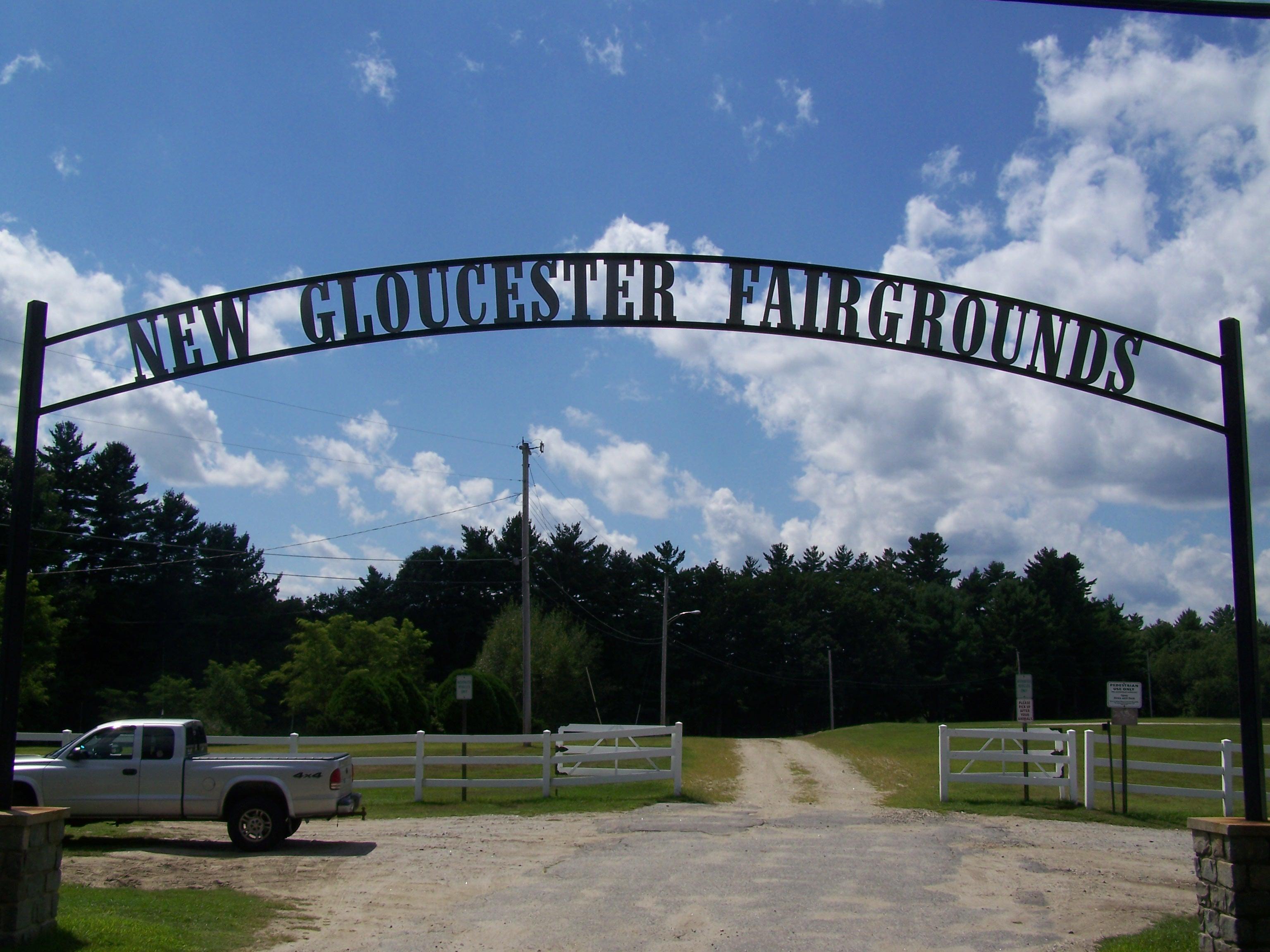Fairgrounds New Gloucester Maine